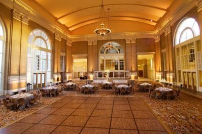 Union Station Grand Hall In Dallas Tx