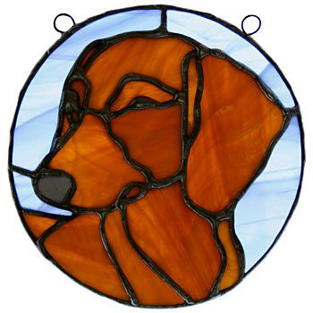 Dachshund Stained Glass..I want this..not only cause I love dachshund but my grandma used to have these stained glass pieces all over her kitchen!!
