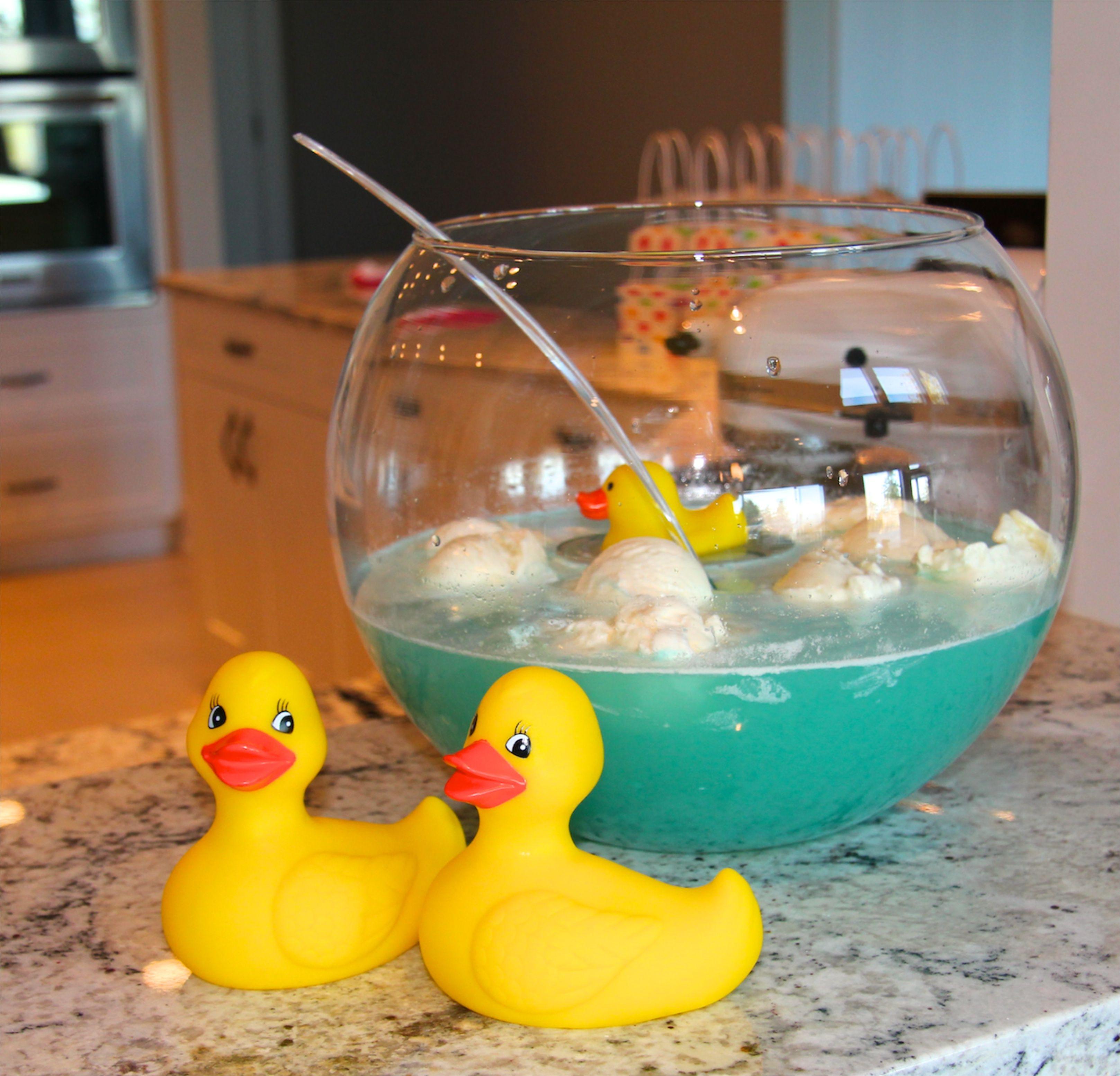 Bert Ernie S Rubber Ducky Punch Birthday Boy