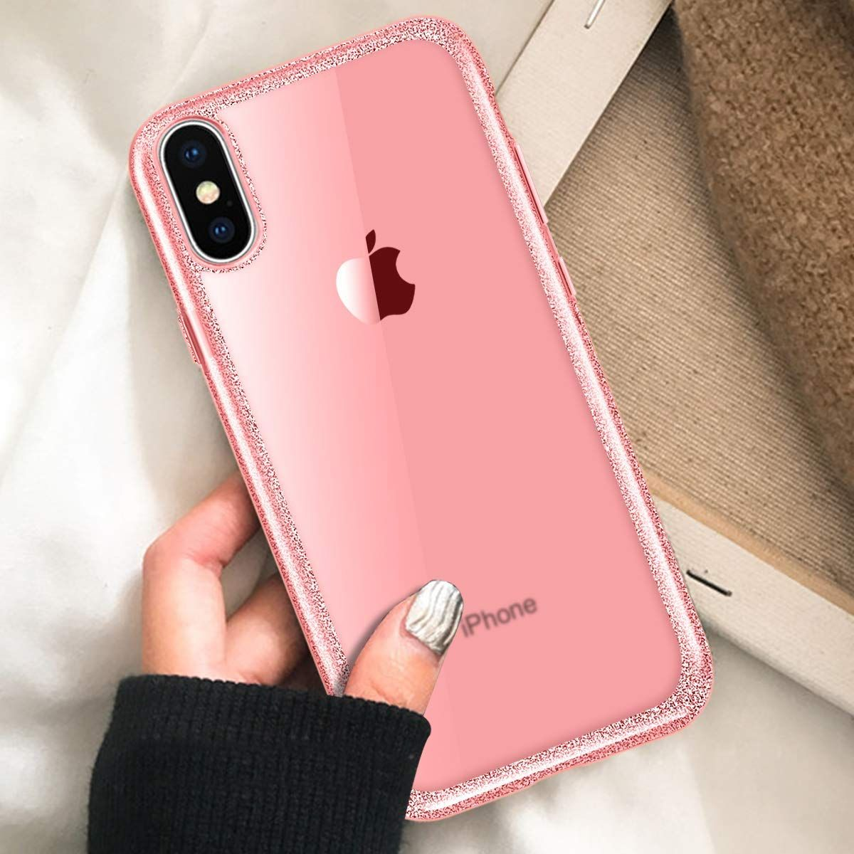 official photos fd1ec d6bee Amazon : iPhone Xs Max Phone Case Just $3.60 W/Code (Reg : $8.99) As ...