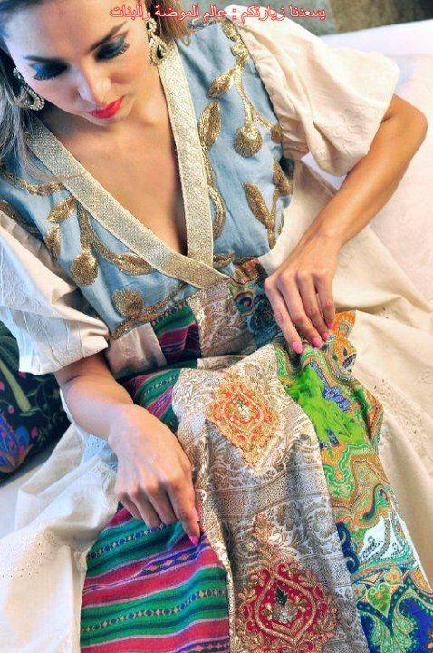 صور احدث موديلات جلابيات مغربيه اجمل تشكيلة عبايات مغربيه 2012 Moroccan Fashion Fashion Arab Fashion