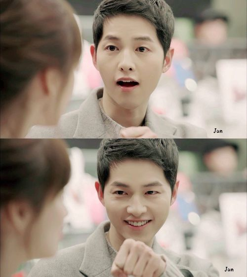 Imagine kdrama and song joong ki