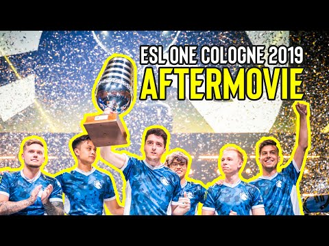 Esl One Cologne 2019 Official Aftermovie Youtube Cologne