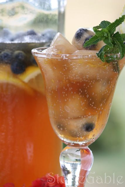 StoneGable: Easy and Delicious StoneGable Iced Tea