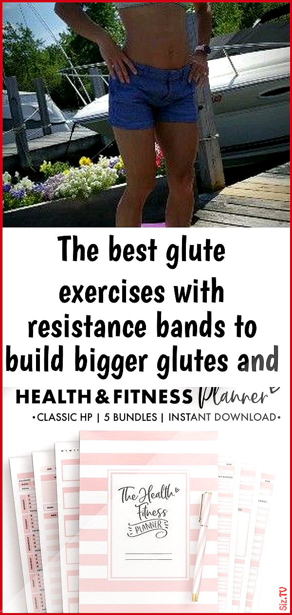The best glute exercises with resistance bands to build bigger glutes and tone your legs The best gl...