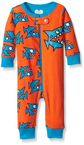 f3041dc4eb The Children s Place Baby and Toddler Boys  Long Sleeve Stretchie Pajamas     See this awesome image
