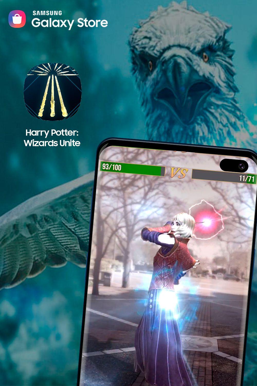 Harry Potter Wizards Unite Wizarding World Of Harry Potter Wizarding World Harry Potter
