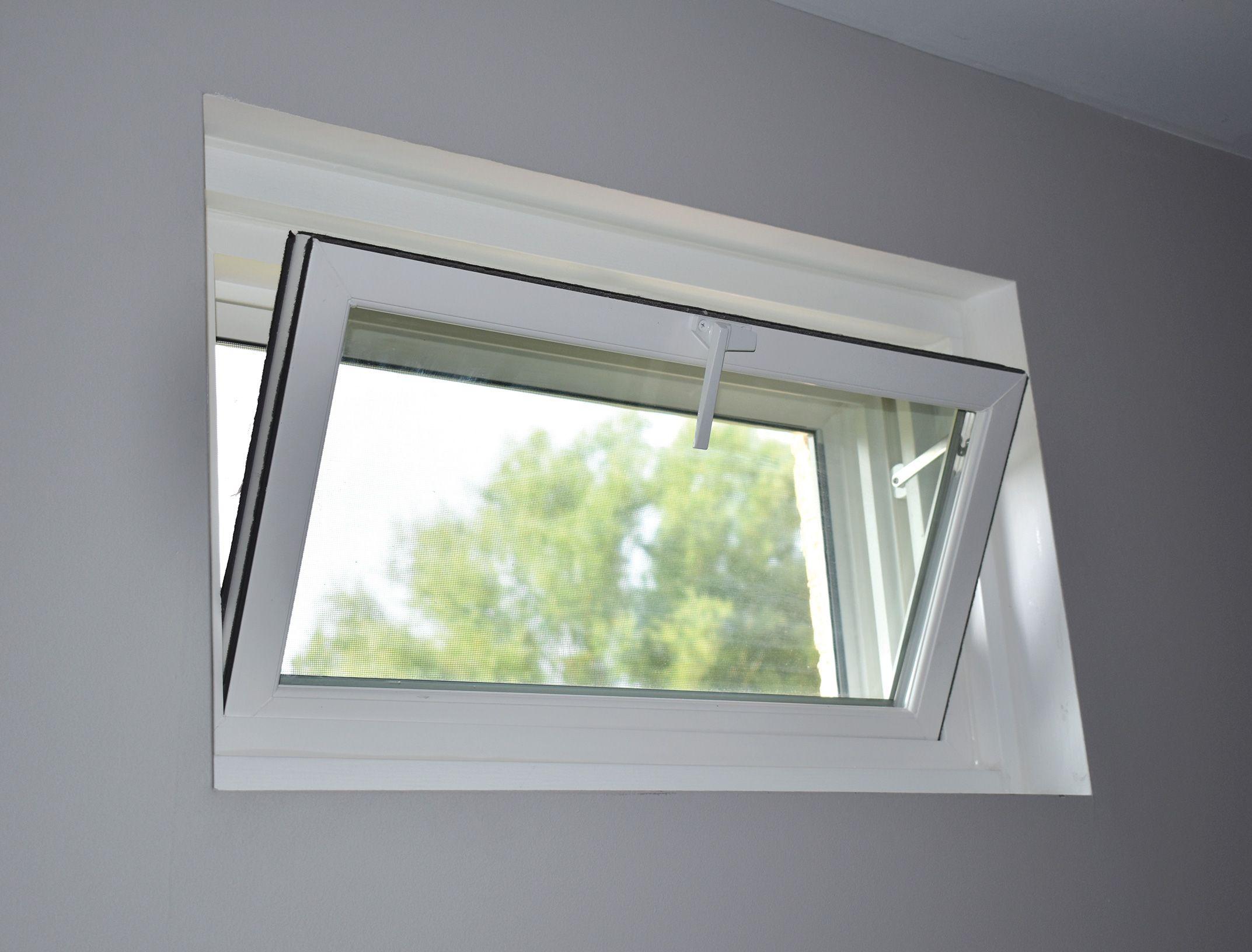 Basement Windows Home Depot In 2020 Basement Windows Basement Hopper Windows Window Cost