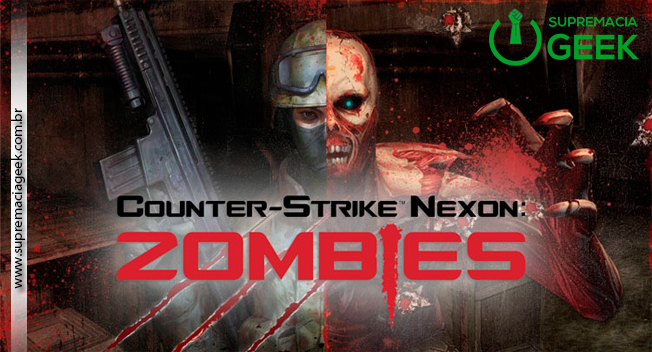 Counter Strike Nexon Zombies Chega Ao Brasil Localizado Em Portugues E Com Novidades Zombies Jogos Jogo De Acao