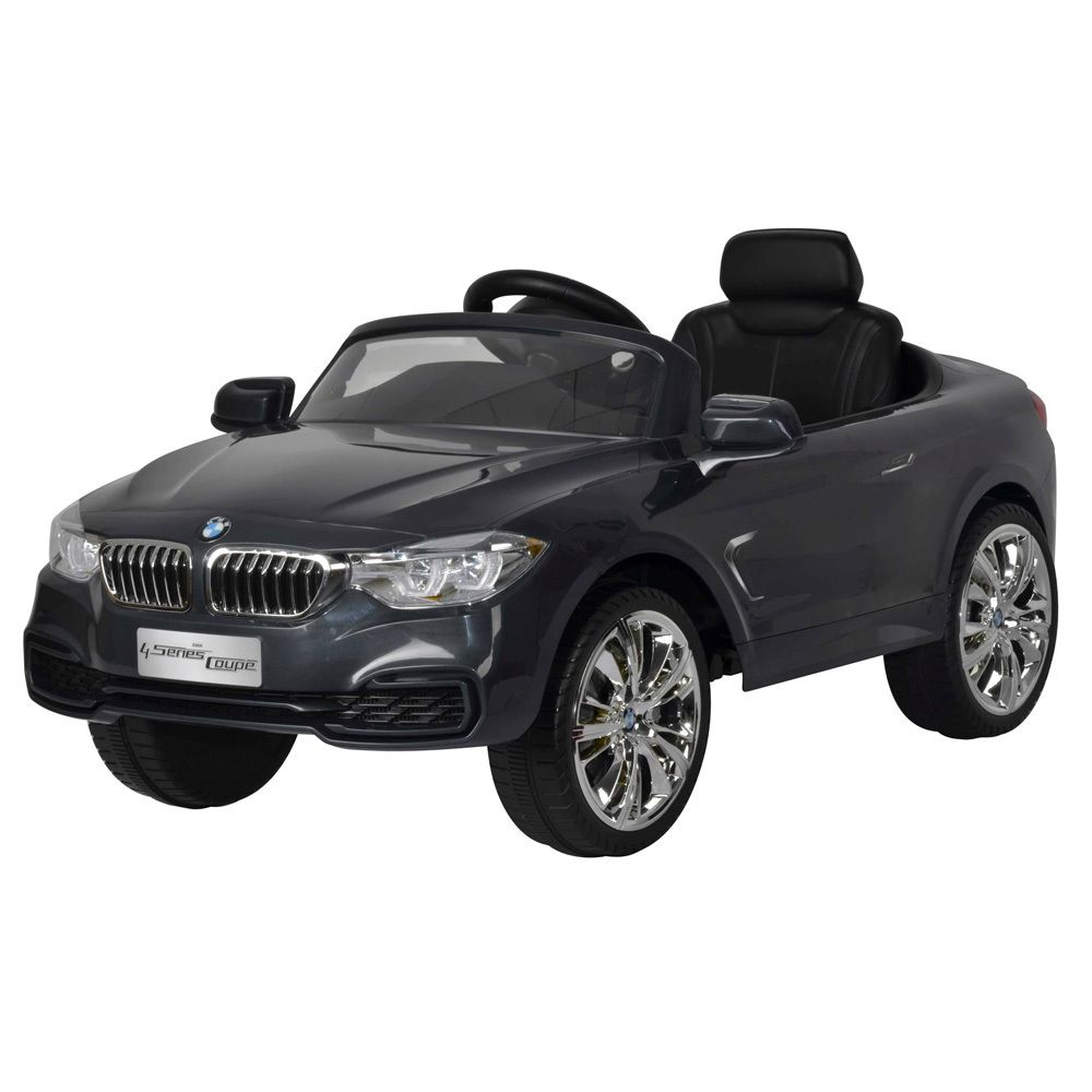 bmw 4 series licensed battery powered ride on car for kids 12v