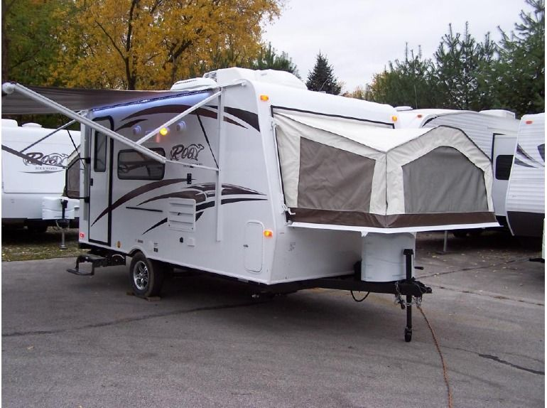 Love The Ultra Lites 2014 Forest River Rockwood Roo 17 For Sale