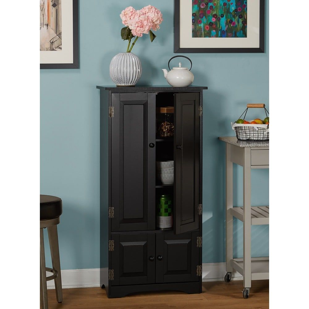 Simple Living Tall Cabinet Ping The Best Deals On Buffets