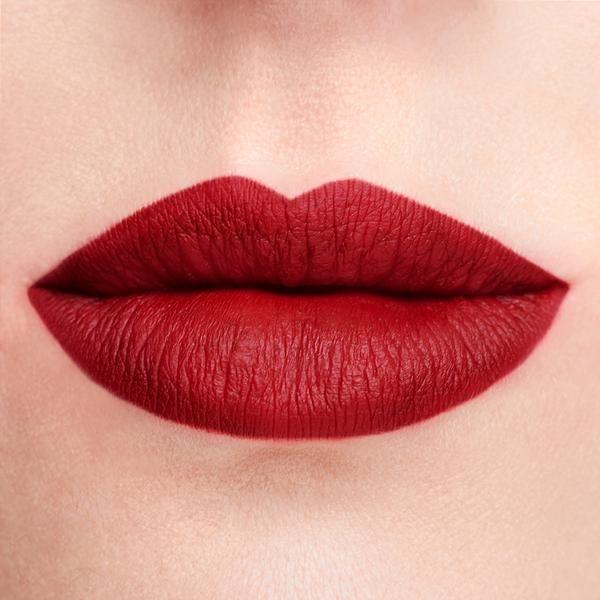 best website 76a68 a1907 iluvsarahii x ColourPop - Arriba! true warm red Ultra Matte Lip lipstick  swatch on fair