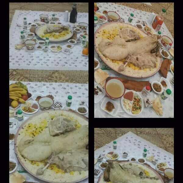 مفطح ههههههاااي Arabian Food Food Breakfast