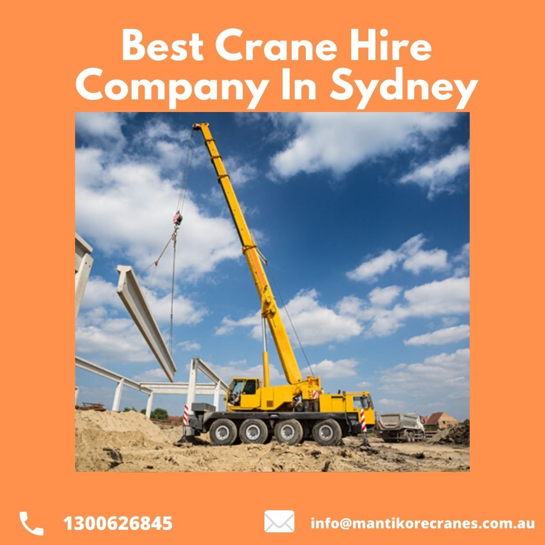 Are you looking for a tower crane for sale? Or want to buy