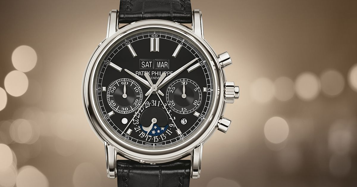 finest selection 35757 0b68a Ref. 5204P-011 in 2019 | Watch | Patek philippe, Watches for ...