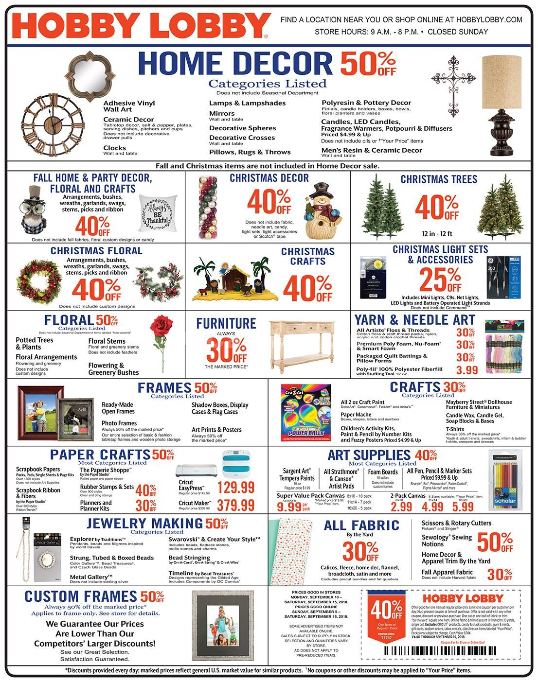 Hobby Lobby Framing Coupon   www.topsimages.com