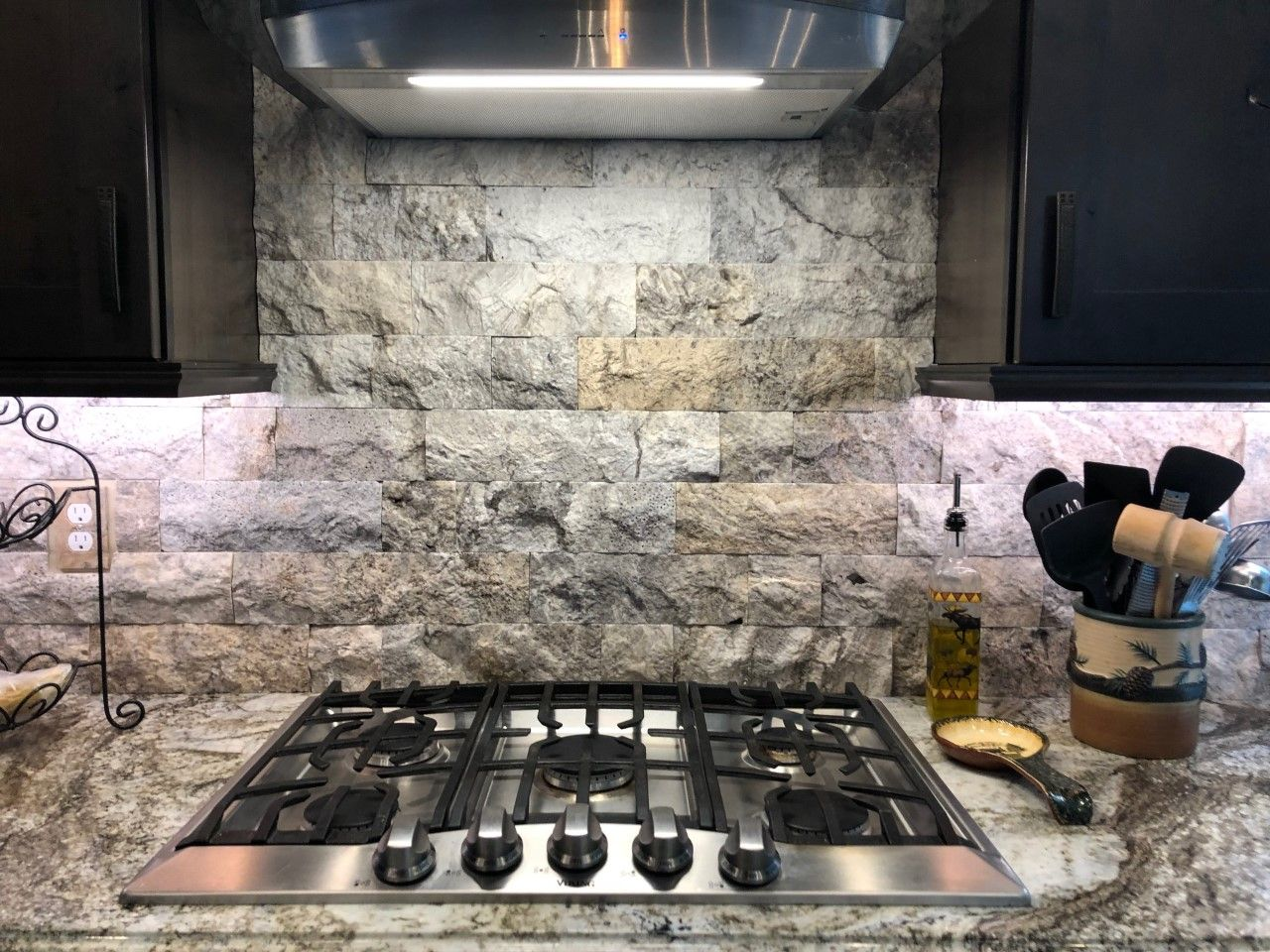 Our kitchen remodel based on an hgtv kitchen we loved this is the