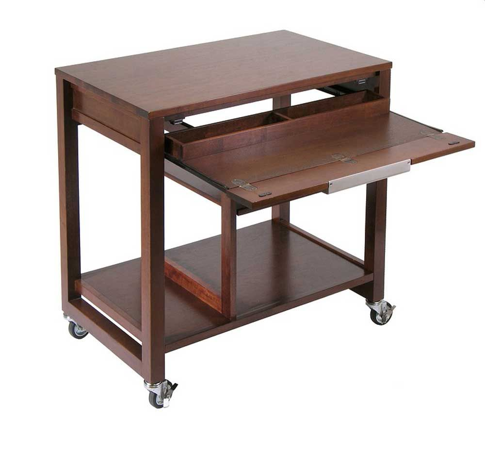 Portable Computer Desks for Mobile Work  Office Furniture  Small