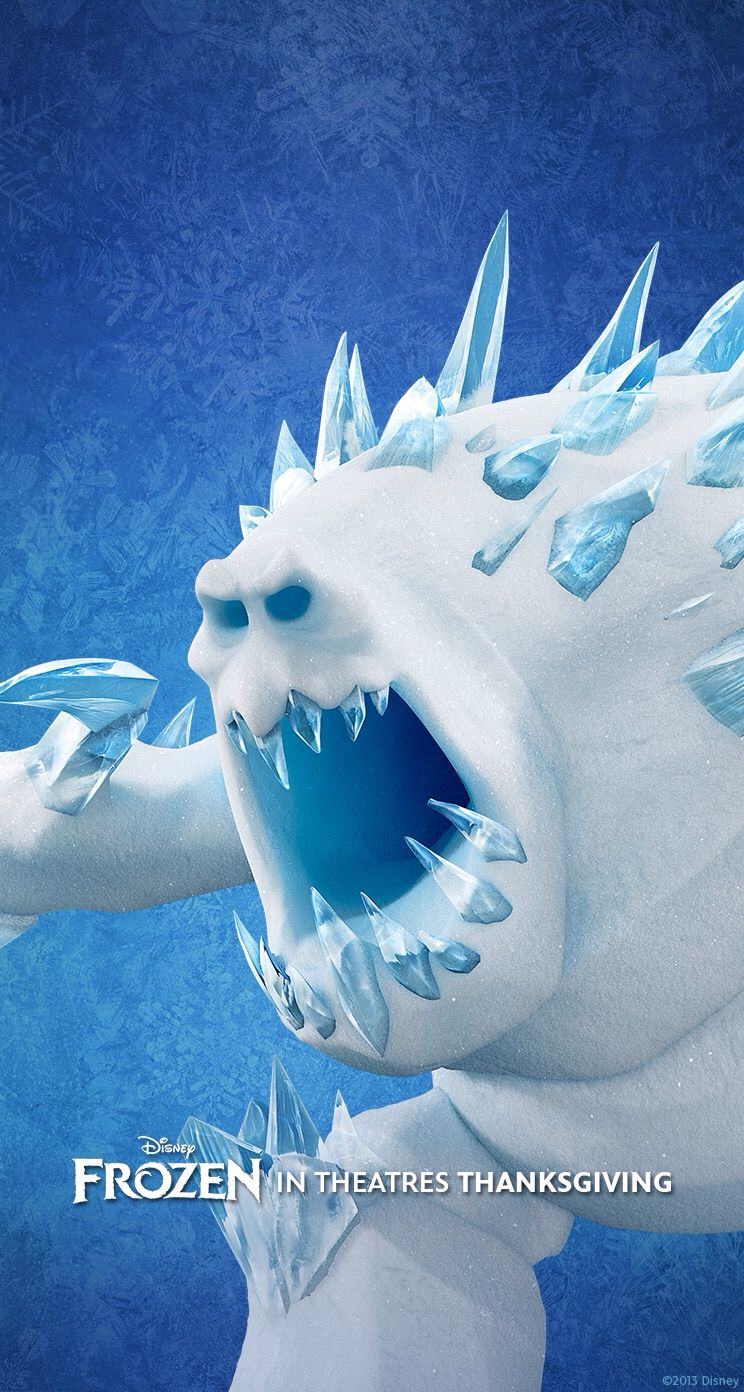 Marshmallow From Frozen Disney And Cartoons Frozen