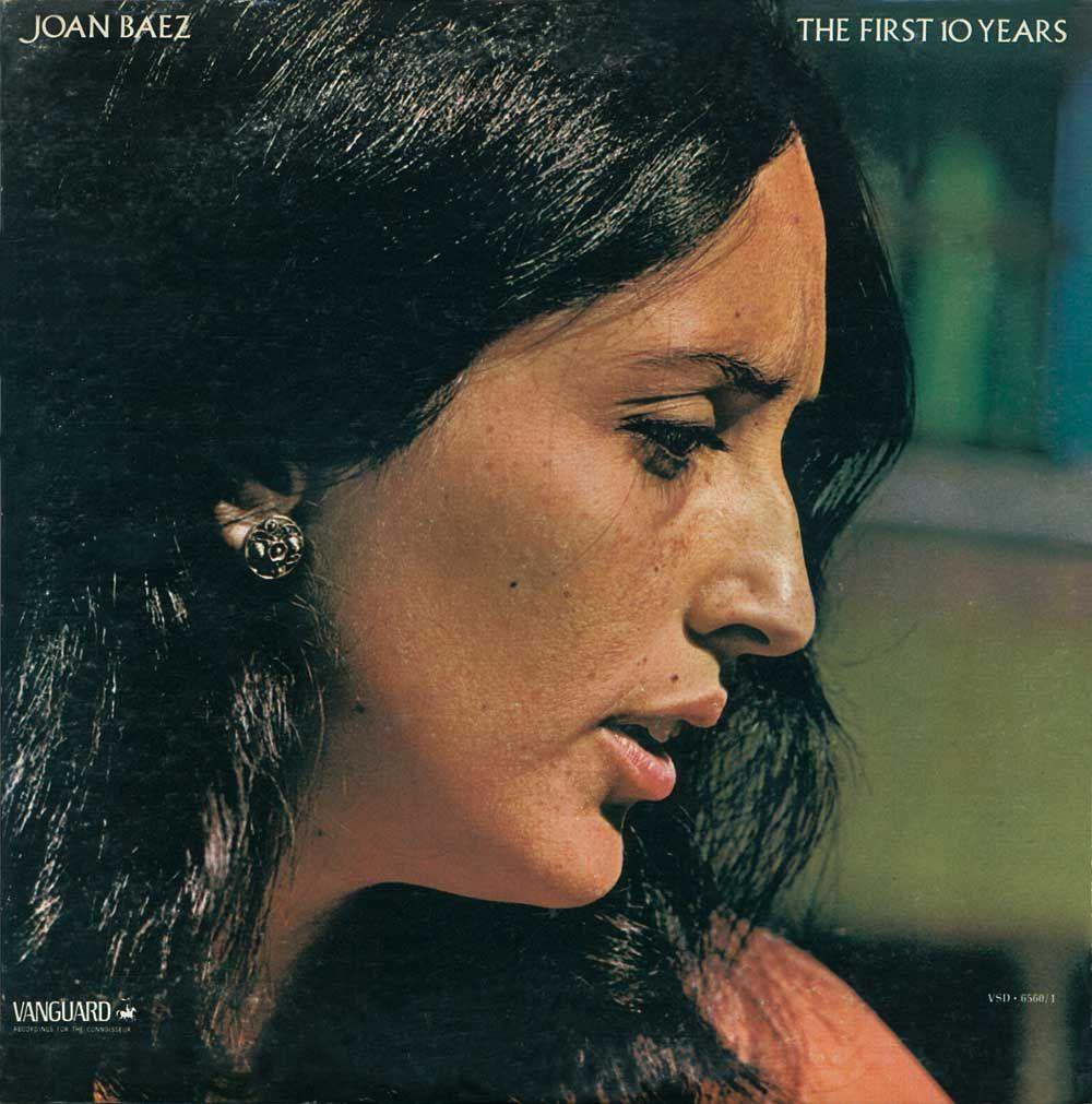 Joan Baez - The First Ten Years vol. 1