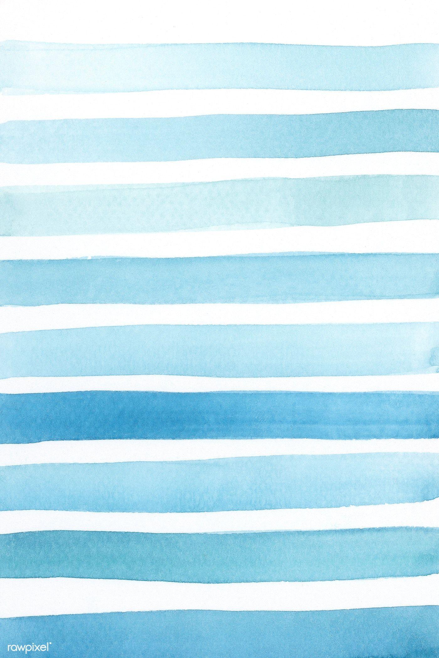Download Premium Illustration Of Blue Watercolor Brush Stroke