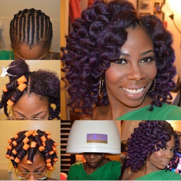 Hair Trend Crochet Braids Crochet Braids Hairstyles Crochet Braid Styles Marley Hair