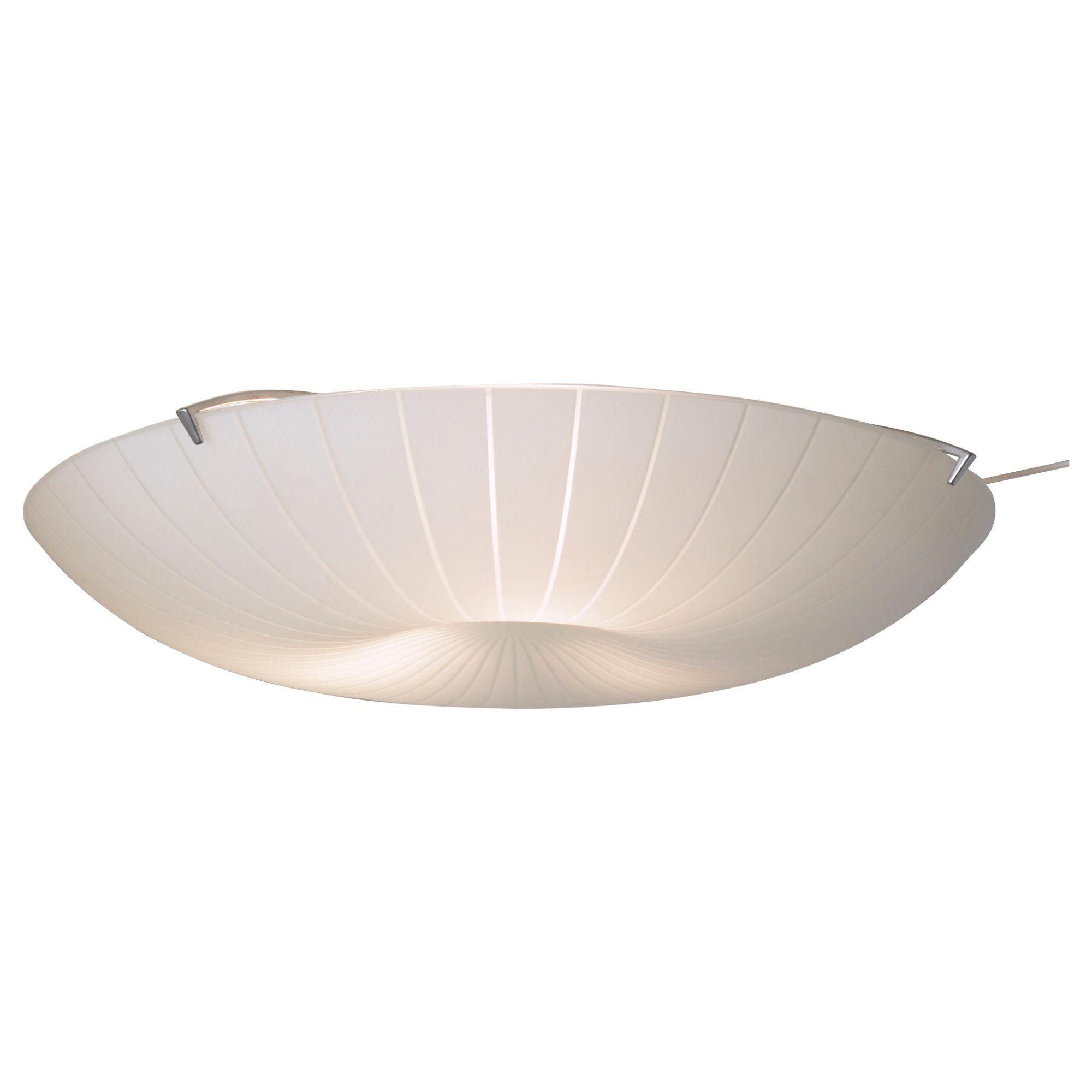 Calypso Ceiling Lamp White Ikea Beleuchtung Deckenlicht