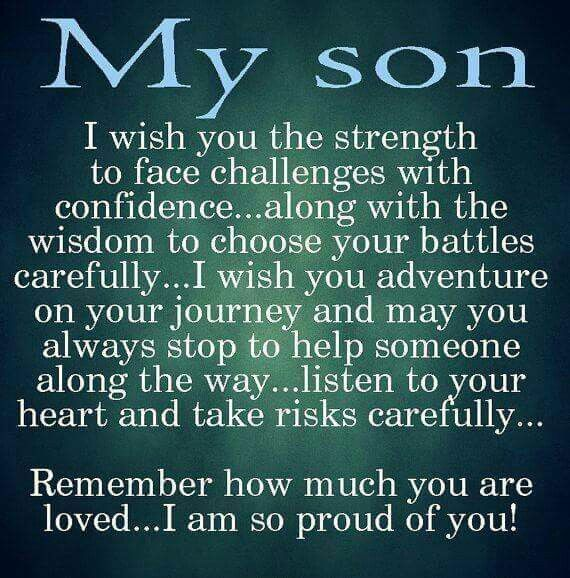 10 Best Mother And Son Quotes My Son Quotes Son Quotes Love My Son Quotes