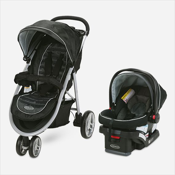 Graco® Aire3 Click Connect Travel System : Target | Travel ...