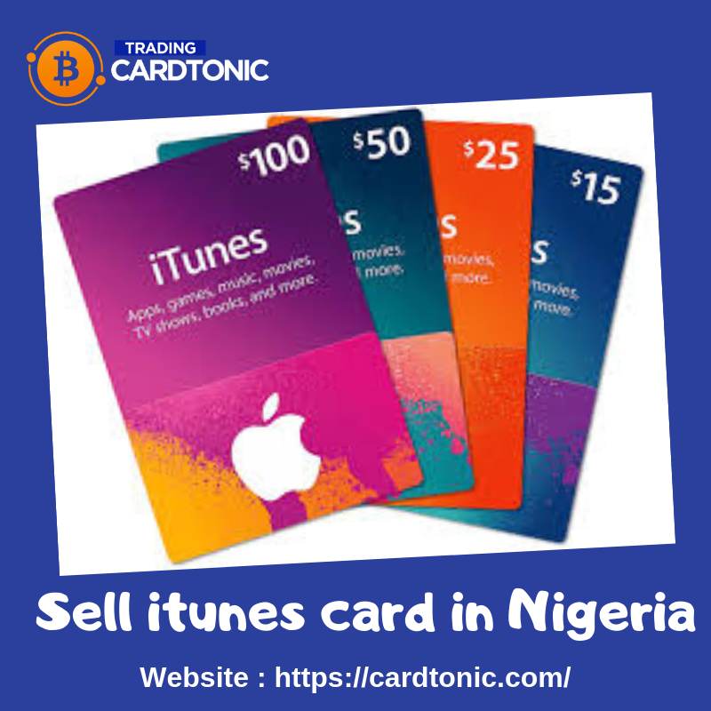 Painless and straightforward process to sell itunes gift