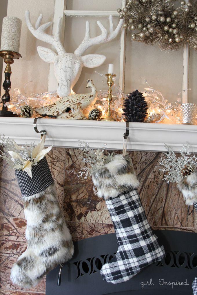 20+ Weihnachtsstrumpf DIYs sollten Sie versuchen, bevor es zu spät ...