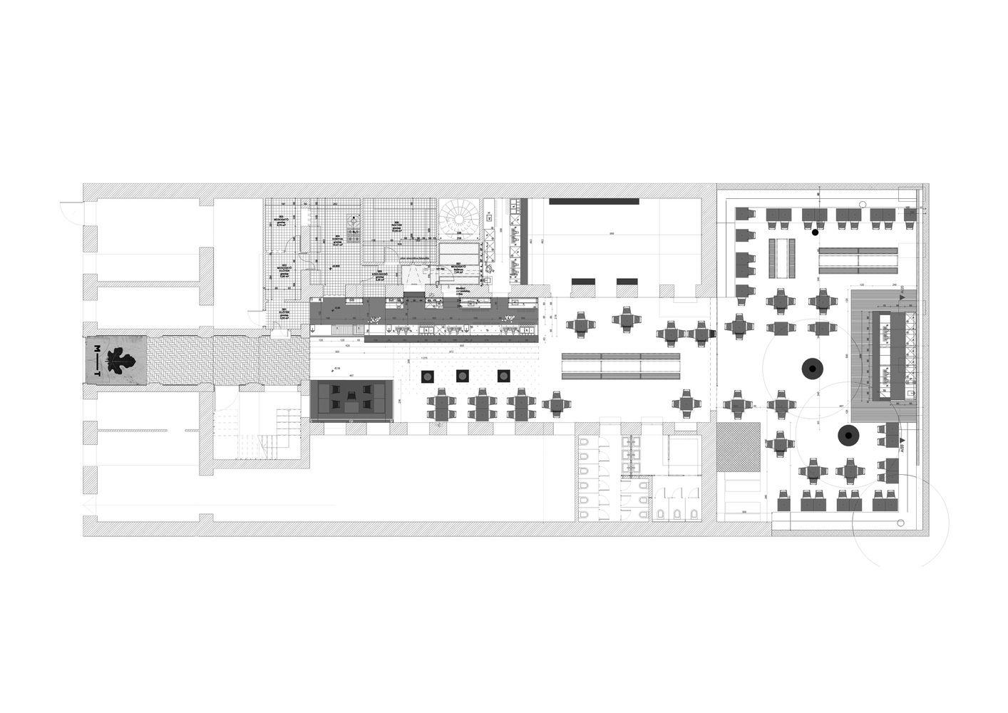 Gallery Of Mazeltov 81font Studio Arkitekter 21 In 2020