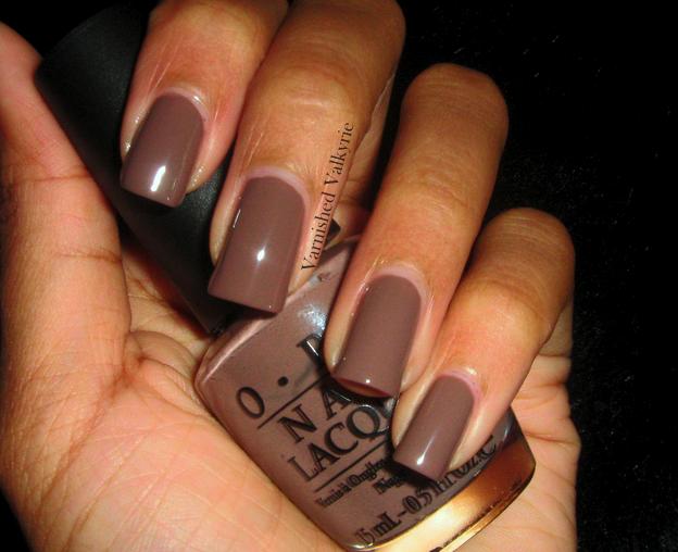 brown nails dark skin - google