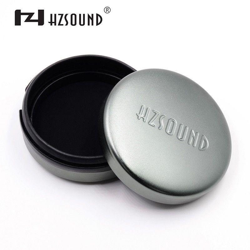 2017 Newest Storage Bag Metal Aluminum Case Headset Accessories in ear headphone headset earphone new ear Box Free shipping