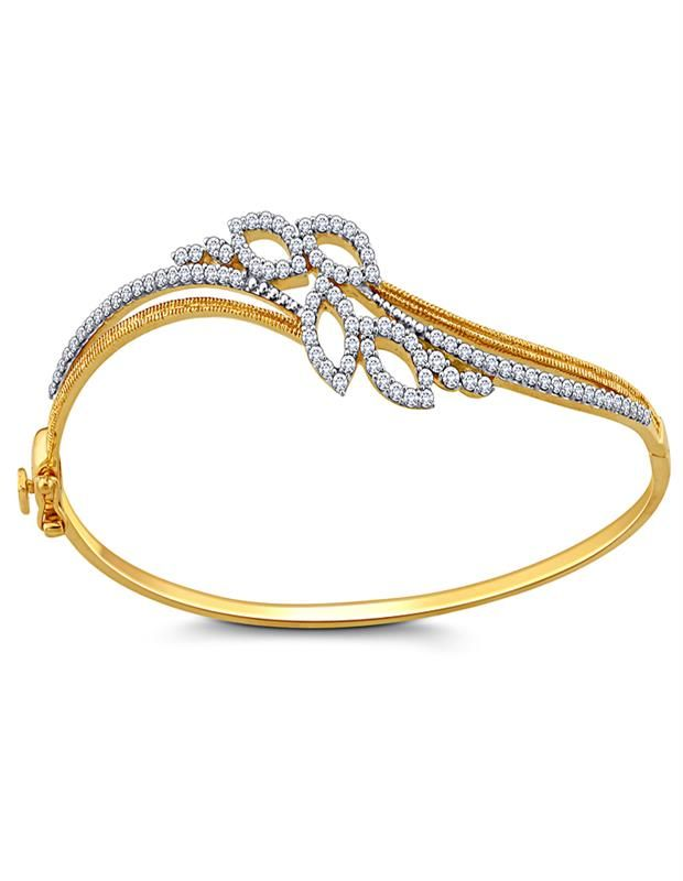 Designer diamond bracelet See more on monds4you