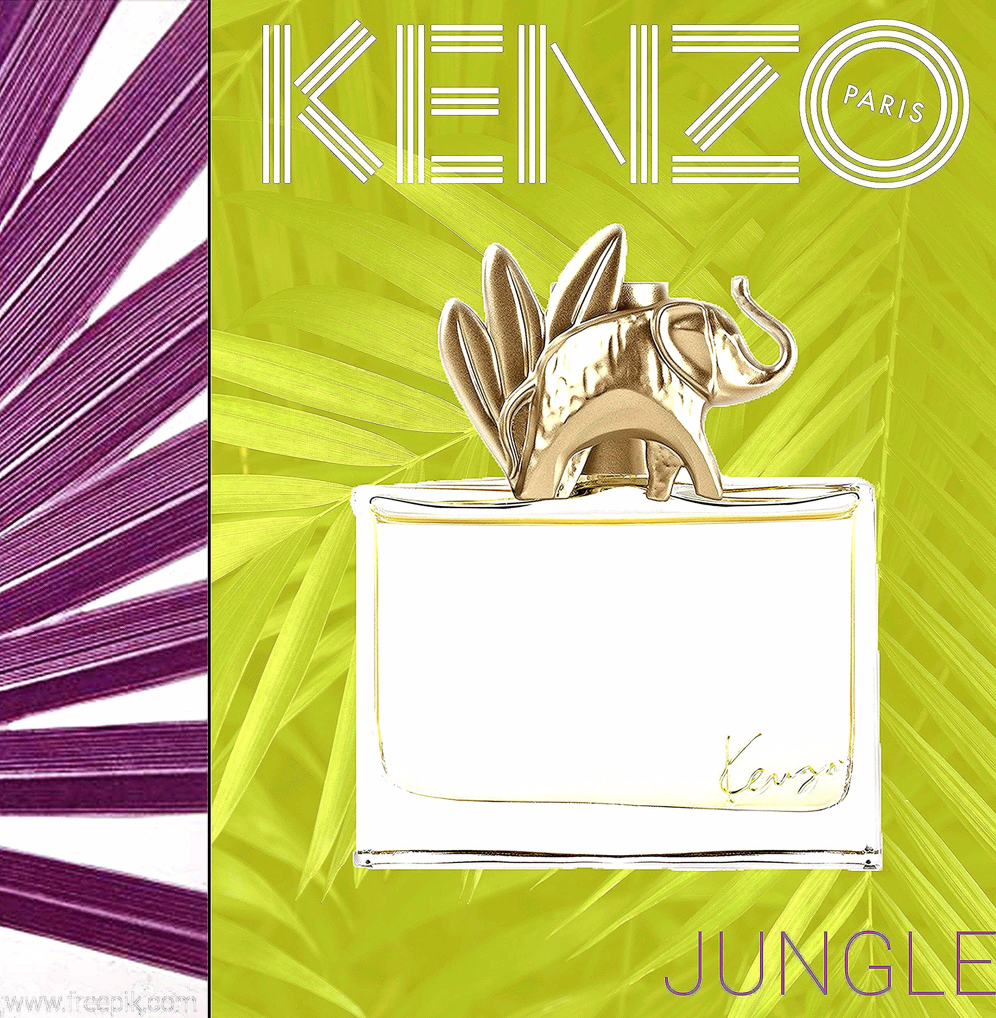 Kenzo Jungle Elephant To Zapach Zmyslowy Nikogo Nie Pozostawia