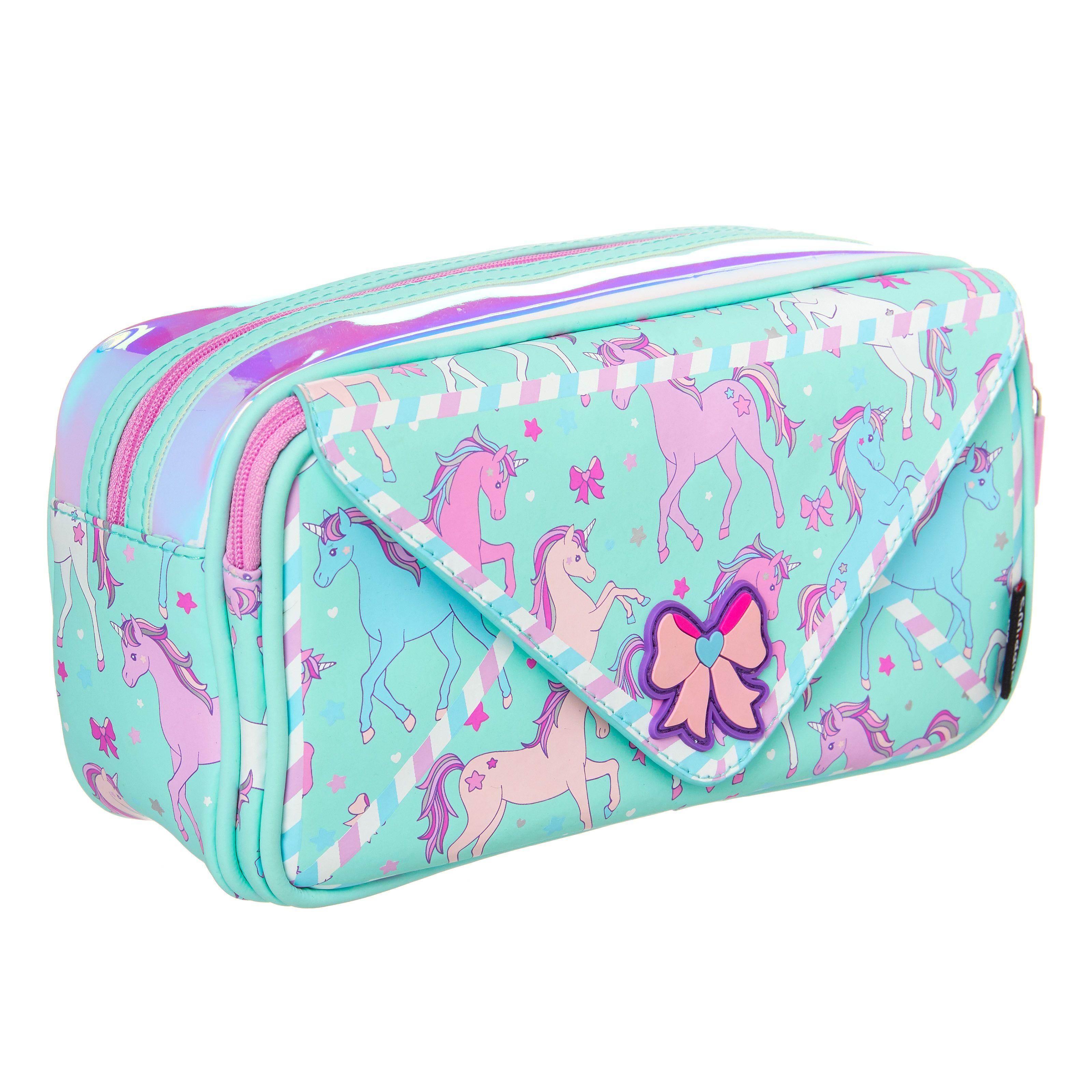 Soy Luna Estuche portatodo escolar triple niña //Girl Triple Pencil Case