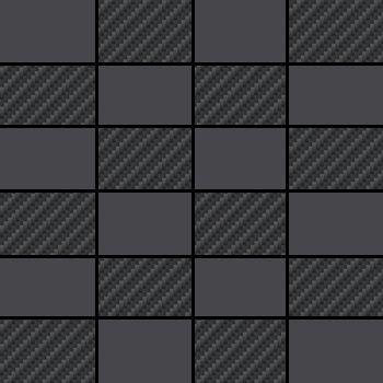 Best Go Black Matte Mosaic 12X12 Mosaic Interior Design 400 x 300