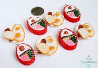 polymer clay charms - Google Search
