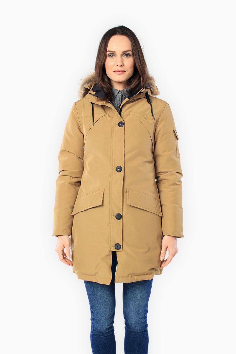 Penfield.com | Womens Hoosac Tan Jacket | fashionably crazy ...