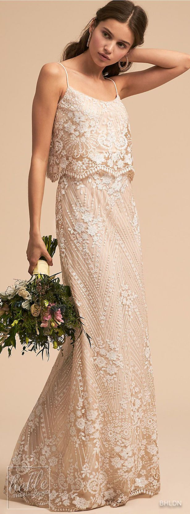 Bridal Style: BHLDN Spring 2014 Collection | School dances, Gowns ...