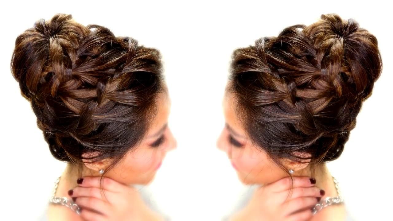 Frozen Elsa Hair Tutorial Disney S Braid Hairstyles For Wedding Prom Video Braided Hairstyles For Wedding Braided Hairstyles Tutorials Braided Hairstyles