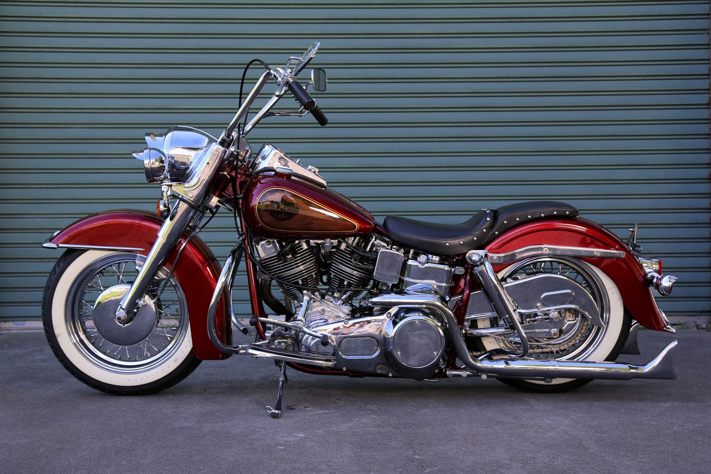 4110bb4582fd5237af73b30f186d68ad 1970 harley davidson flh red cls jpg (2400�1600) american 1972 Harley FLH at webbmarketing.co