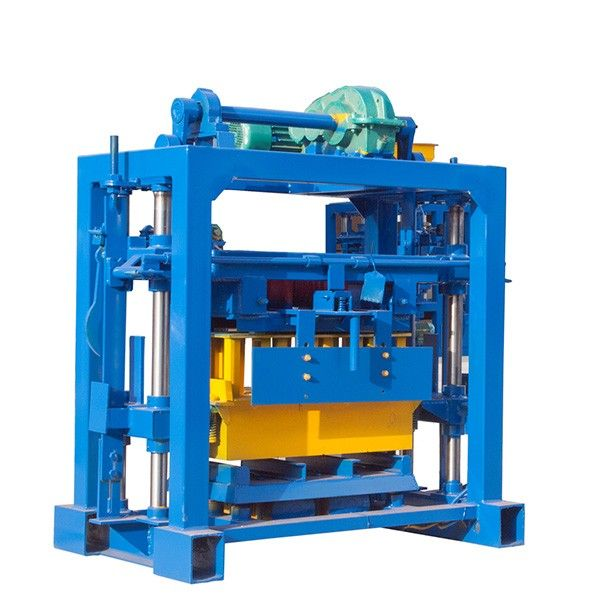 Manual Block Machine Making Machine Brick Concrete Bricks