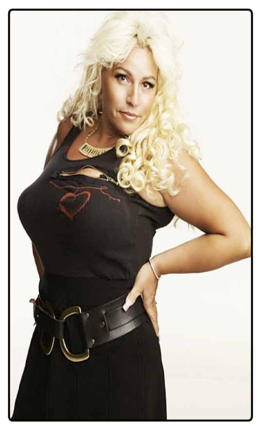 beth chapman wow she looks amazing here dog the