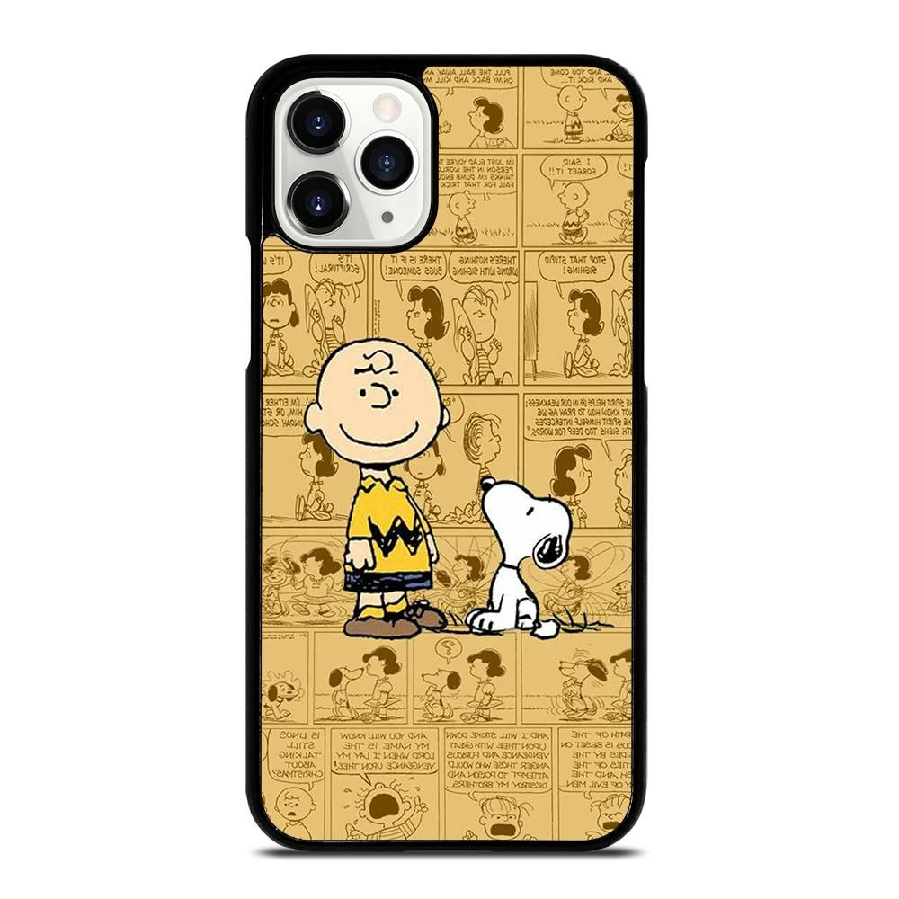 SNOOPY CHARLIE BROWN iPhone 11 Pro Case - Camoucase | Iphone 11 ...