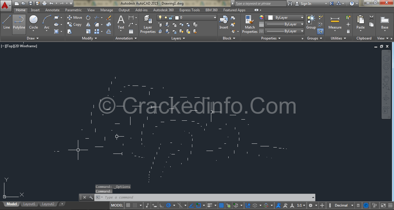 Autocad 2015 crack plus product key full free download