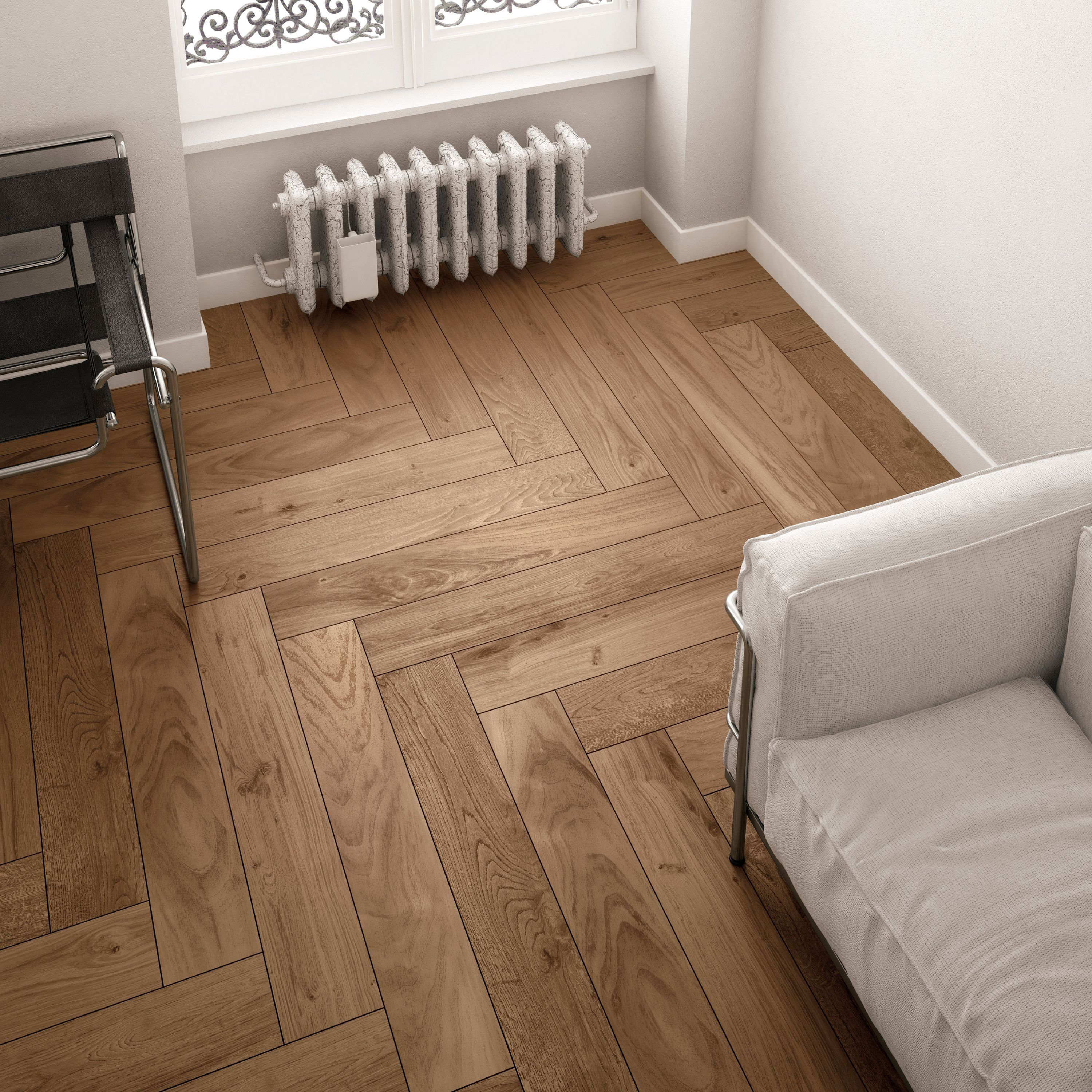 Herringbone Wood Floor Chevron Pattern DECOREDO