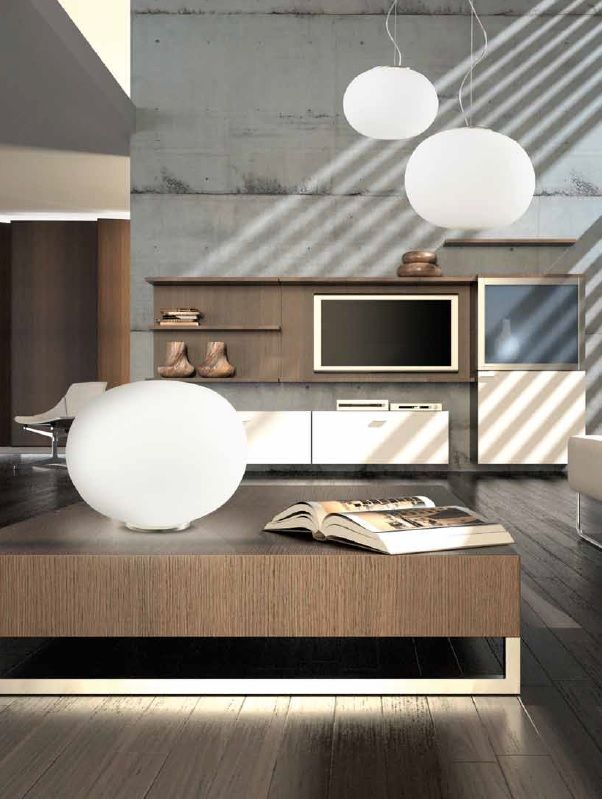 Linee Decorative Moderne by Rossini Illuminazione http
